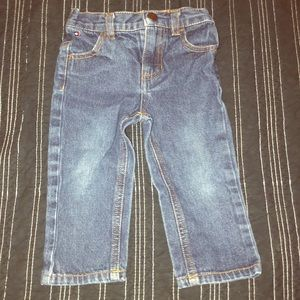 🔥Girls Tommy Hilfiger Jeans 12 Months